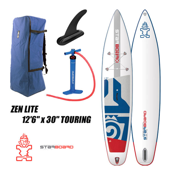 2019 STARBOARD INFLATABEL TOURING 12'6