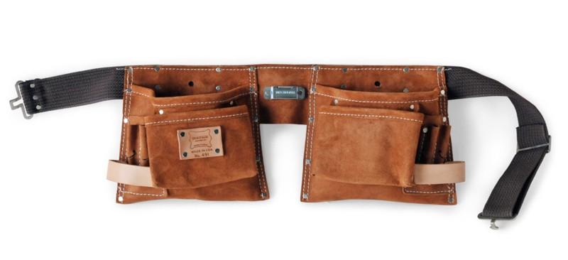 Heritage Leather   491(ヘリテージレザー) 10ポケットハンディマンレザーエプロン(スウェードレザー) 10PKT HANDY MEN'S SUEDE LEATHER APRON