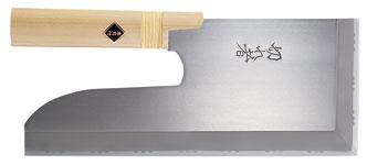 切れ者ステンレス鋼麺切包丁300mm A-1058