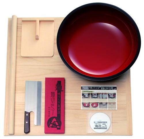普及型麺打ちセット大 A-1260