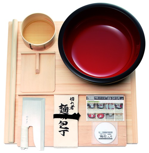 麺打ちセットA-1550:マイスターかかし屋