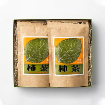 お買い得 大切な方に健康ギフト送りませんか 柿茶1L用ティーバッグ4袋セット お中元 今だけ限定15%OFFクーポン発行中 お歳暮 敬老の日 父の日 母の日 ギフト対応