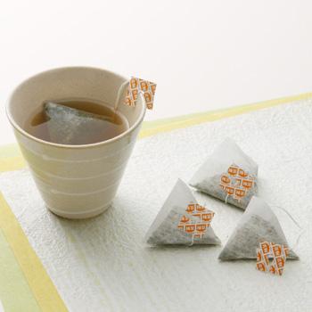 柿茶1.5g×20包の5個セット【マグカップ用ティーバッグ】(ノンカフェイン デカフェ 妊婦 お茶 国産 健康茶  無農薬 無添加 ティーパック 西式)