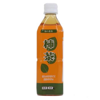 大切な方に健康ギフト送りませんか 柿茶ペットボトル500ml×24本 大幅値下げランキング お中元 お歳暮 国産品 ギフト対応 敬老の日 母の日 父の日