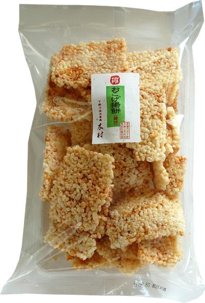 米粒のままジュワっと揚げました おこげ揚餅 商品 05P01Jun14 信用