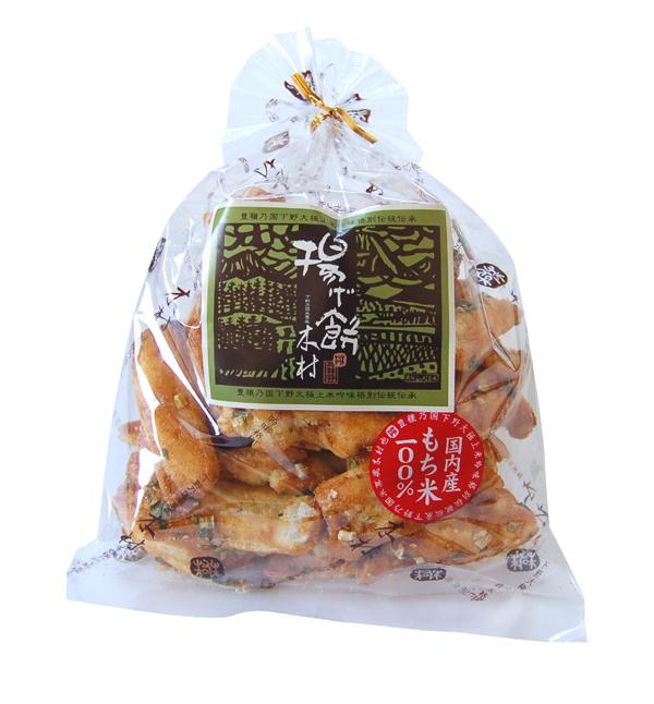 Leek miso rice cake 揚