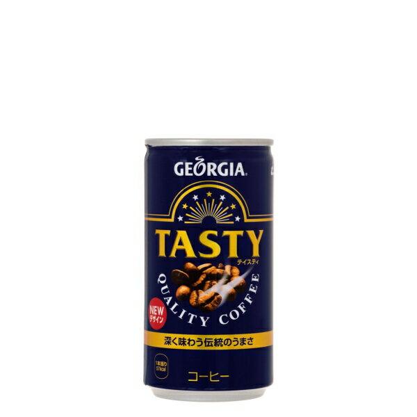 全国送料無料 ジョージアテイスティ185g缶×30本×3ケース 代金引換不可 コカコーラ製品