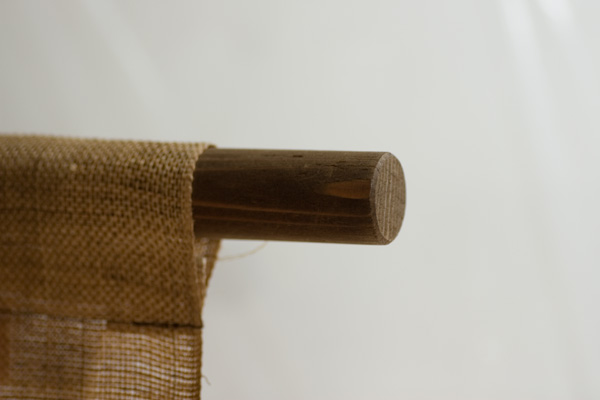 京都 激安通販 大原 のれん 暖簾 のれんの棒 ロング 和風 内祝い