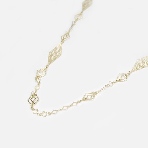 K18 イエローゴールド ネックレス イタリア製ネックレス ゴールド k18 18k 18金 レディース ジュエリー ギフト プレゼント ラッピング 送料無料