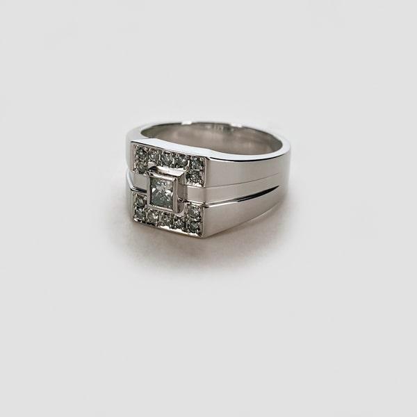 Pt900プラチナ ダイヤモンド リング日本製指輪 ダイアモンド プラチナ レディース ジュエリー ギフト プレゼント ラッピング 送料無料
