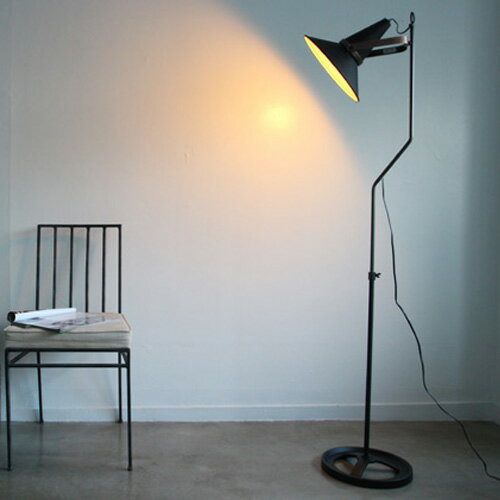 【送料無料】照明 フロアランプ 1灯 スタジオD ディクラッセ【ライト ブルックリン 西海岸 塩系 フロアスタンドライト ルームライト フロアライト 照明器具 かわいい 可愛い おしゃれ 北欧 インテリア照明 モダン 寝室 電気スタンド ライトスタンド レトロ インテリア】