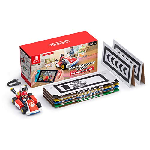 マリオカート ライブ ホームサーキット ニンテンドースイッチ マリオカートライブ ラジコン Nintendo 数量限定 買い物 本体 Switch
