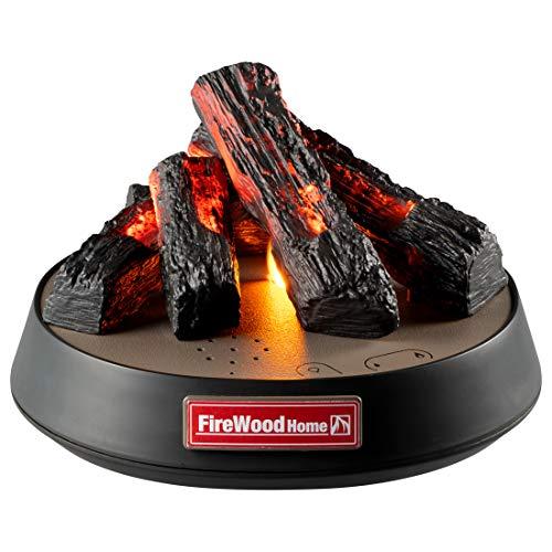 FireWood Home ファイヤーウッド ホーム 上質 アウトドア フェイク焚火 焚火 インテリアライト LED 贈り物 おもちゃ