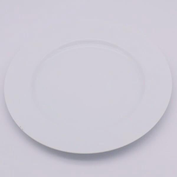 新発売 在庫限り 超定番の白い洋食器です コースメニューからパスタやカレーのカフェメニュー 送料無料 新品 盛皿として揚げ物や炒め物を盛り付けてもGood.在庫限りの為早い者勝ちでお願いします 美濃焼 UE 大皿 約30.6cm 12