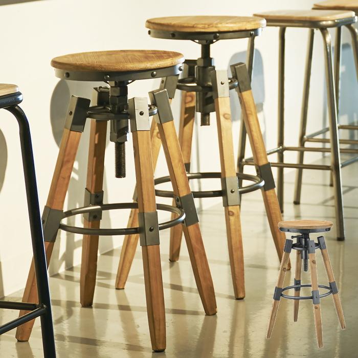 カフェチェア 天然木 スチール カウンターチェア バーチェア ハイチェア 椅子 いす イス