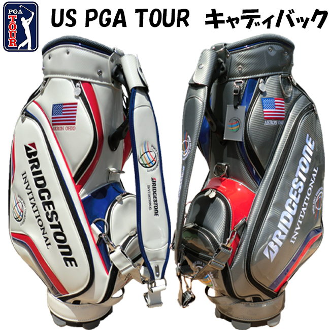2018年モデル 数量限定モデル US PGA TOUR キャディバック キャディバッグ CB-3512 CB3512