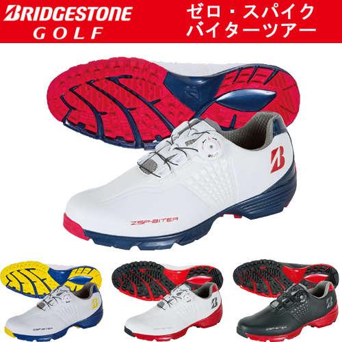 BRIDGESTONE ブリヂストン ゼロ・スパイク バイターツアー スパイクレス ゴルフシューズ SHG650
