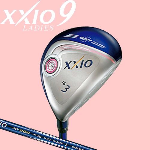 ダンロップ XXIO9 ゼクシオ9 レディース フェアウェイウッド MP900L カーボンシャフト