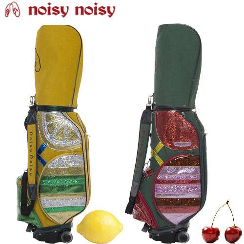 MIEKO UESAKO ミエコウエサコ noisy noisy ノイジーノイジー キャスター付き レディース キャディバック noisy-9985