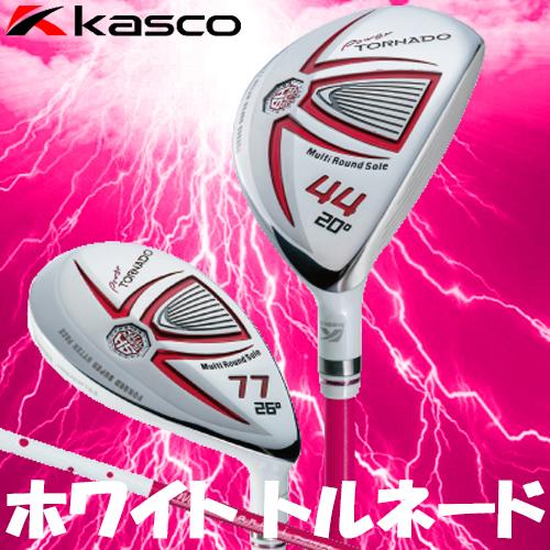 2017年モデル Kasco キャスコ Power TORNADO パワートルネード レディース ユーティリティ ウェッジ Machsanuki マッハサヌキ MS-02 カーボンシャフト