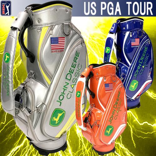 PGA TOUR ピージーエーツアー Jhon Deere Classic ジョンディアクラシック キャディバック キャディバッグ CB-3065 CB3065