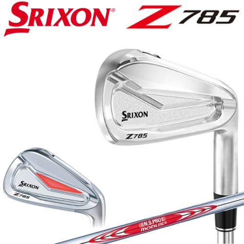 2018年モデル DUNLOP ダンロップ SRIXON スリクソン Z785 単品アイアン (#4,AW、SW) N.S.PRO MODUS3 TOUR 120 スチールシャフト