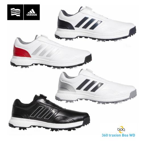 adidas アディダスゴルフ CPトラクションボア メンズゴルフシューズ CP TRAXION BOA