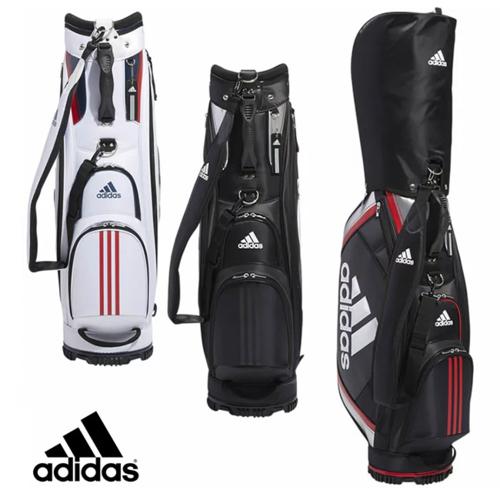 adidas アディダスゴルフ ベーシックキャディーバッグ XA227