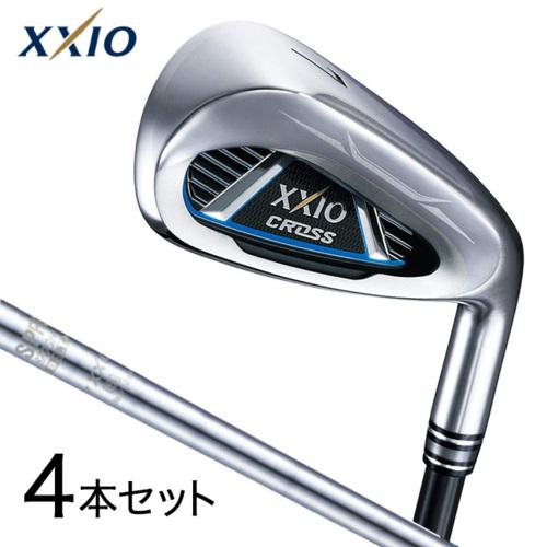 ダンロップ ゴルフ DUNLOP ゼクシオ XXIO XXIO CROSS ゼクシオクロス 4本セット N.S.PRO870GHスチールシャフト