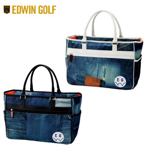 EDWIN GOLF エドウィンゴルフ ボストンバッグ トートバッグ 男女兼用バッグ EDWIN-141T