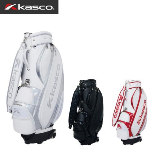 キャスコ Kasco キャスター付きキャディーバッグ メンズ 9.5型 5kg KS-095