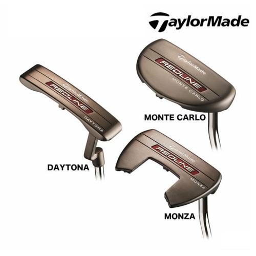 テーラーメイド Taylor Made レッドラインパター REDLINE デイトナ モンテカルロ モンザ