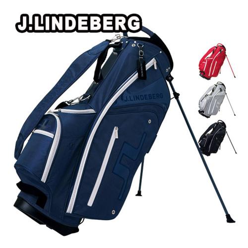 J.LINDEBERG ジェイ.リンドバーグ スタンド付キャディーバッグ JL-018S 9型 軽量3.2kg 新発売