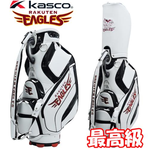 KS-074RAK2 kasco キャスコ 東北ゴールデンイーグルス コラボレーション キャディバック ゴルフバック