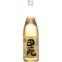 乙 田苑 金ラベル 麦 25°/田苑酒造(鹿児島) 1.8L × 6本