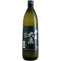 乙 伊佐大泉 芋25°/大山酒造 900ML × 12本