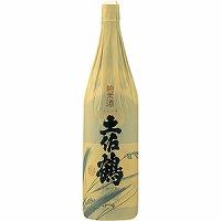 上等 土佐鶴 純米酒 1.8L × 6本