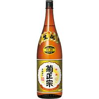 本醸造 特撰 6本 × 1.8L 菊正宗