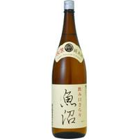 白瀧 淡麗 魚沼 純米(新潟) 1.8L × 6本