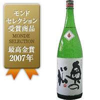 奥の松 特別純米 (福島) 1.8L×6本入り