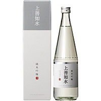 白瀧 上善如水 純米吟醸 (新潟) 720ML × 12本