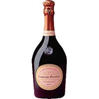 ローランペリエ ロゼ  (英国ロイヤル・ウェディングを飾ったシャンパーニュ)  750ML 1本
