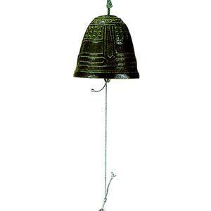 伝統工芸 南部風鈴 南部鉄器 南部 釣鐘大 安全 涼しい音色 無料 夏を乗り切る 風鈴