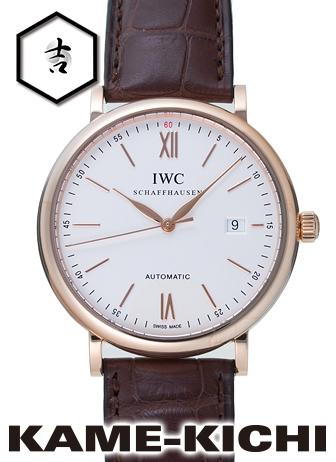 IWC ポートフィノ Ref.IW356504 新品 シルバー (IWC Portofino)