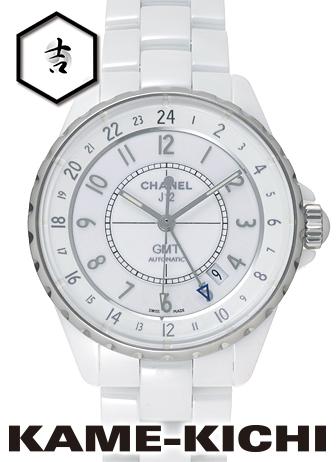 シャネル J12 GMT Ref.H3103 新品 ホワイト (CHANEL J12 GMT)