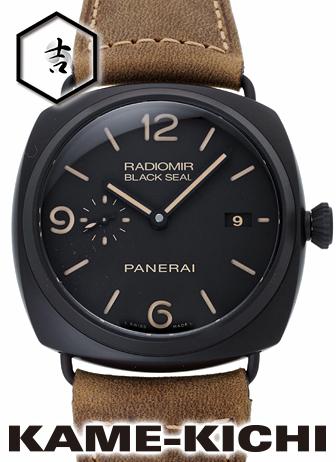 パネライ ラジオミール コンポジット ブラックシール3デイズ Ref.PAM00505 新品 ブラック PANERAI Radiomir Composite Black Seal 3Days