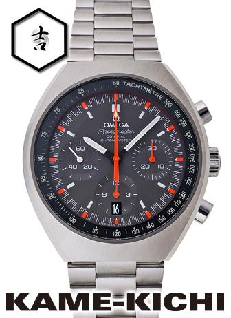 オメガ スピードマスター マークII コーアクシャル Ref.327.10.43.50.06.001 新品 グレー (OMEGA Speedmaster MarkII Co-Axial Chronograph)