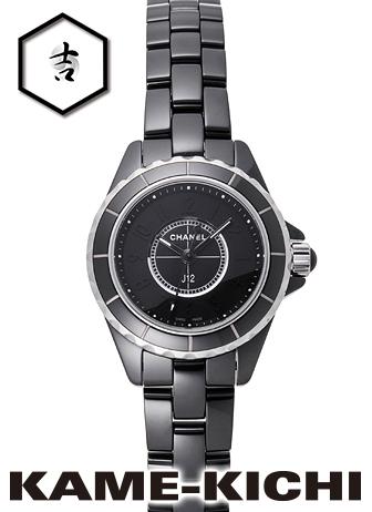 シャネル J12 インテンスブラック Ref.H4196 新品 ブラック (CHANEL J12 Intense Black)