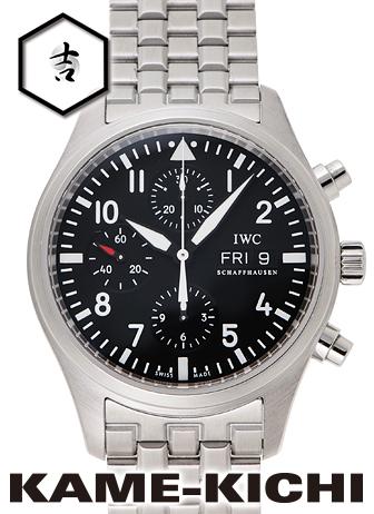 【中古】IWC パイロットウォッチ Ref.IW371704 ブラック ブラック (IWC Pilot's Pilot's Ref.IW371704 Watch), コウヤギチョウ:a2b73a14 --- sunward.msk.ru