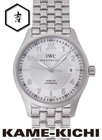 【中古】IWC スピットファイア マークXVI Ref.IW325505 シルバー (IWC Spitfire MarkXVI)
